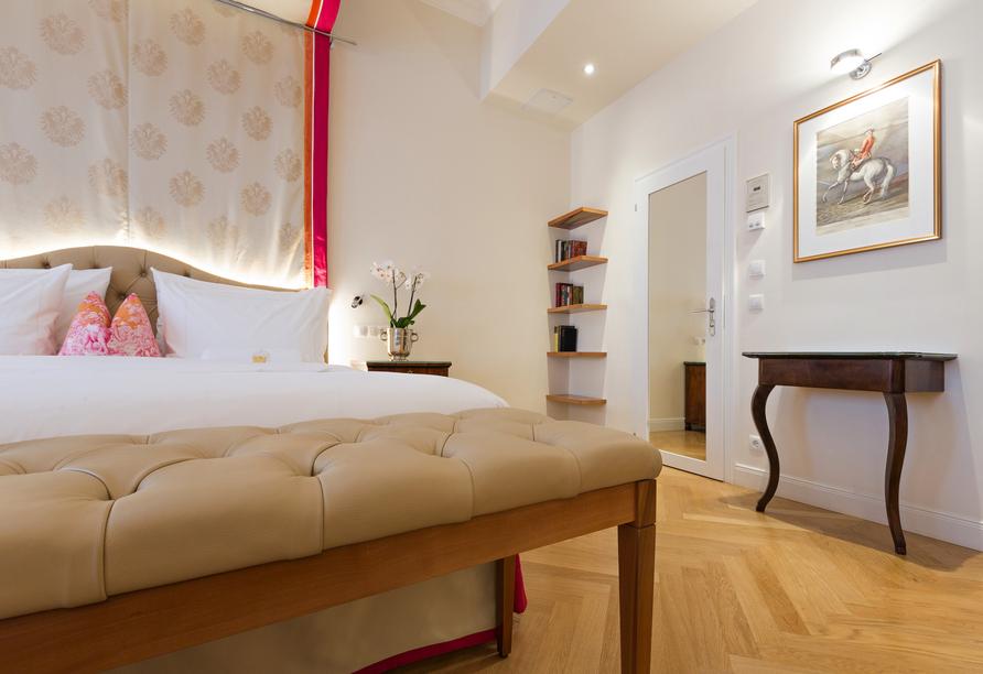 Hotel Kaiserhof Wien, Doppelzimmer Superior