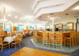 Quality Hotel Am Tierpark Gotha, Restaurant mit Bar