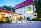 Quality Hotel Am Tierpark Gotha, Außensicht
