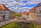 Quality Hotel Am Tierpark Gotha, Innenstadt Gotha