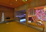 Sauna im The Monarch Hotel