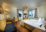 Hotel Alpenblick, Bad Gastein, Österreich, Panoramazimmer