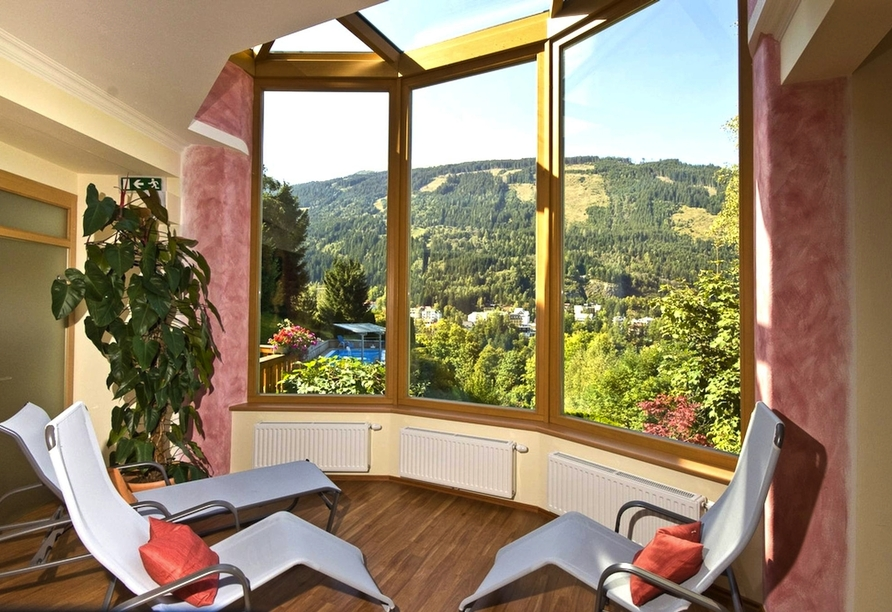 Hotel Alpenblick, Bad Gastein, Österreich, Ruheraum
