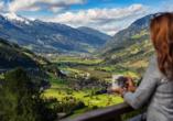 Hotel Alpenblick, Bad Gastein, Österreich, Aussicht