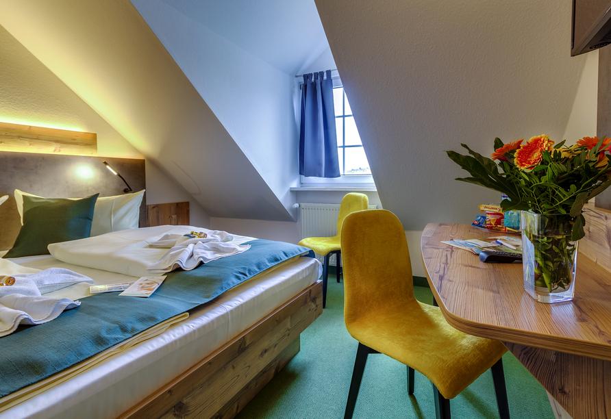 Ferien Hotel Spreewald, Zimmerbeispiel