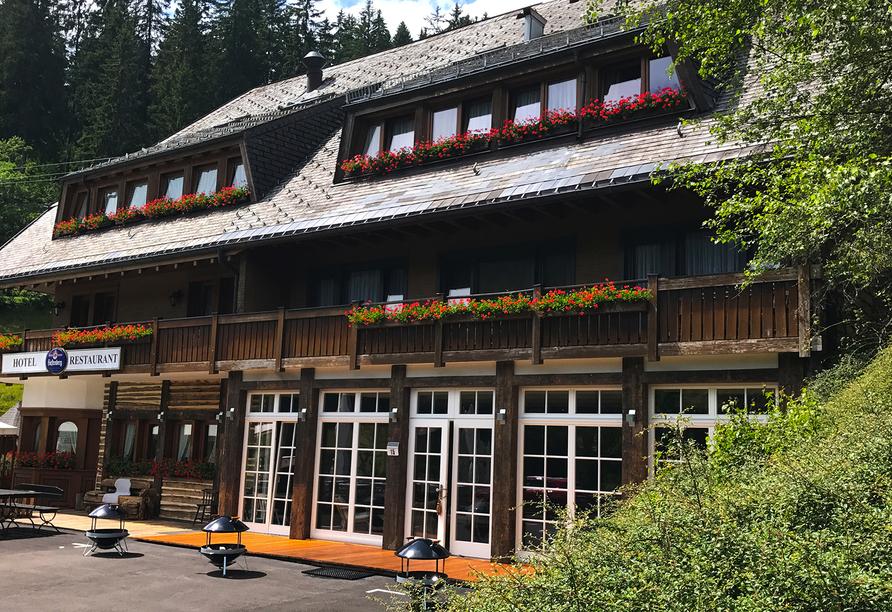 Genießen Sie einen erholsamen Urlaub im malerischen Hochschwarzwald!