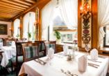 Hotel Edelweiss in Lermoos, Restaurant