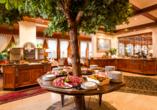Hotel Edelweiss in Lermoos, Buffet