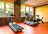 Hotel Edelweiss in Lermoos, Fitnessraum