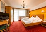 Hotel Edelweiss in Lermoos, Zimmerbeispiel Enzian