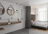 Beispiel eines Badezimmers im Hotel LOOM