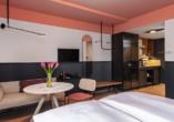 Sorell Hotel City Weissenstein in St. Gallen, Doppelzimmer Superior