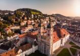 Sorell Hotel City Weissenstein in St. Gallen, St. Gallen