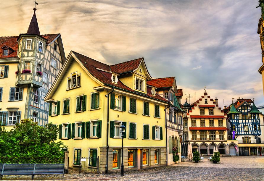 Sorell Hotel City Weissenstein in St. Gallen, St. Gallen Altstadt