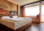 Ostsee Resort Dampland, Beispiel Superior-Zimmer