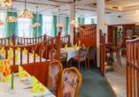 Hotel am Rossplan in Altenburg, Restaurant
