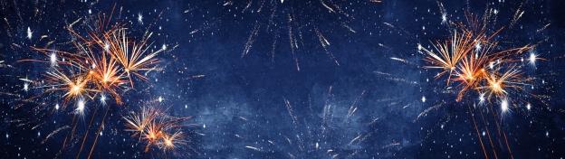Wir wünschen Ihnen einen guten Rutsch ins neue Jahr!