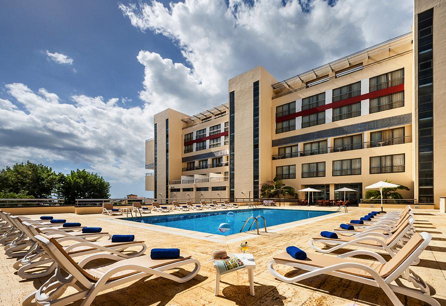 Genießen Sie Ihren Aufenthalt im São Miguel Park Hotel.