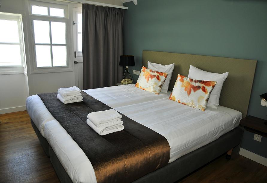 Hotel Spaander in Volendam, Zimmerbeispiel