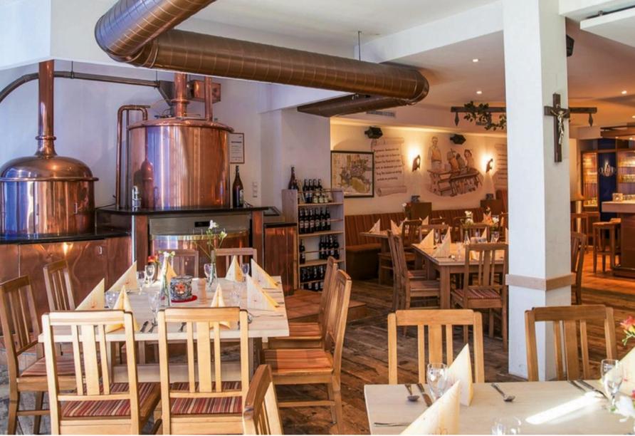 Altstadthotel Arte in Fulda, Restaurant