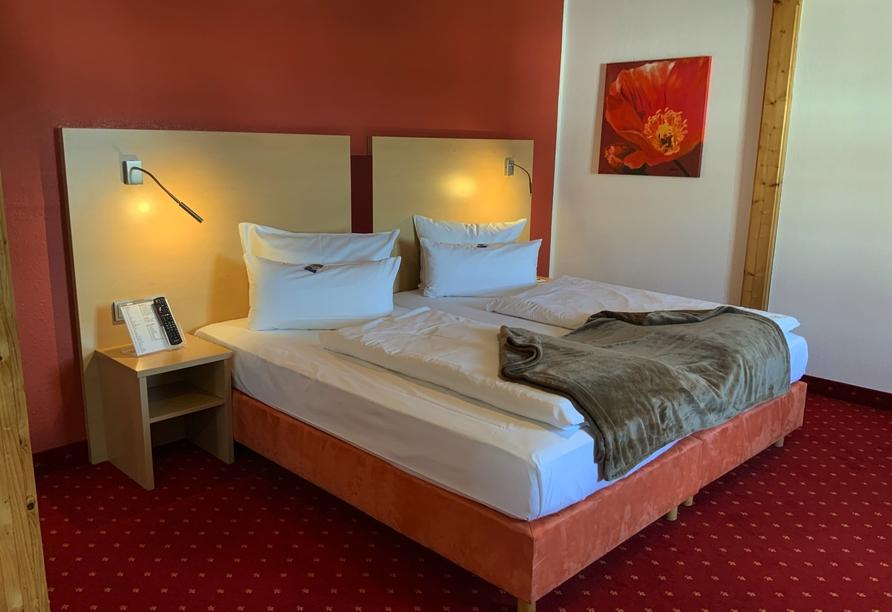 Altstadthotel Arte in Fulda, Junior Suite