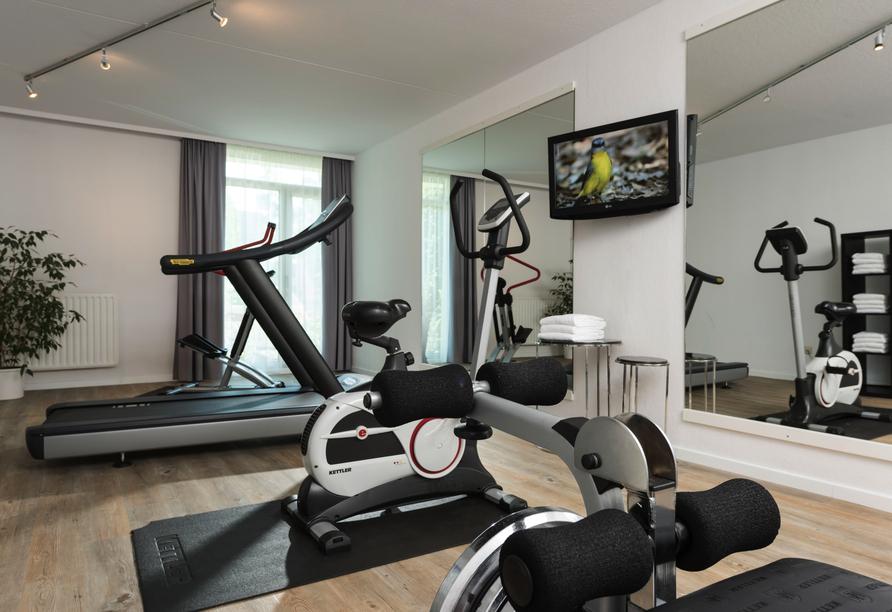 Wyndham Garden Kassel, Fitness