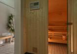 Wyndham Garden Kassel, Sauna