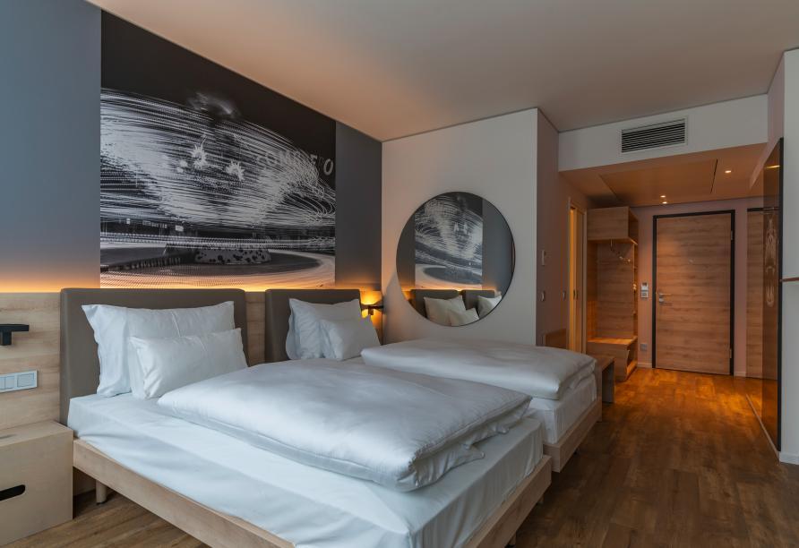 Hotel roomz Vienna Parter in Wien, Österreich, Zimmerbeispiel