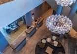 Hotel roomz Vienna Parter in Wien, Österreich, Lobby