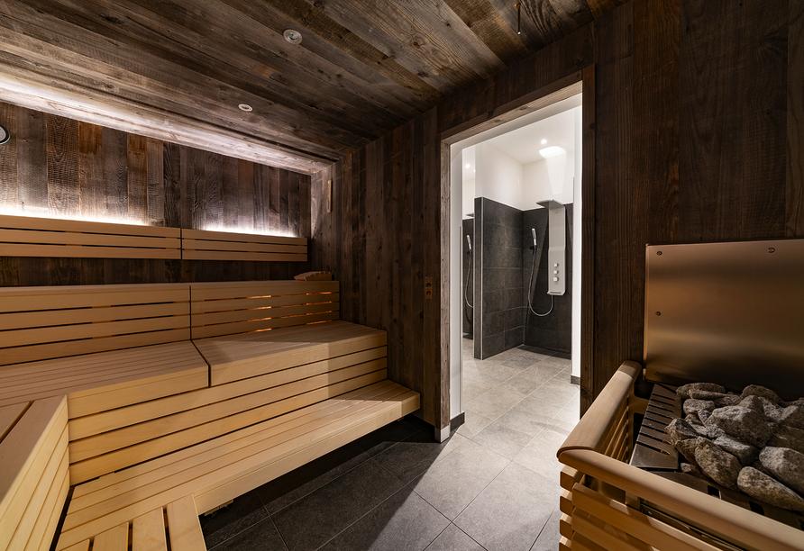 Hotel roomz Vienna Parter in Wien, Österreich, Sauna