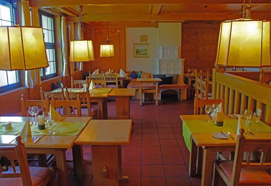 Hotel-Restaurant Gersfelder Hof, Restaurant
