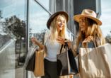 Bei der Vielzahl an Einkaufsmöglichkeiten in Wien bleiben keine Wünsche offen.