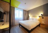 Beispiel eines Doppelzimmers Standard im Hotel ibis Styles Wien Messe Prater