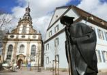 Lassen Sie sich von der Dreifaltigkeitskirche in Speyer begeistern.