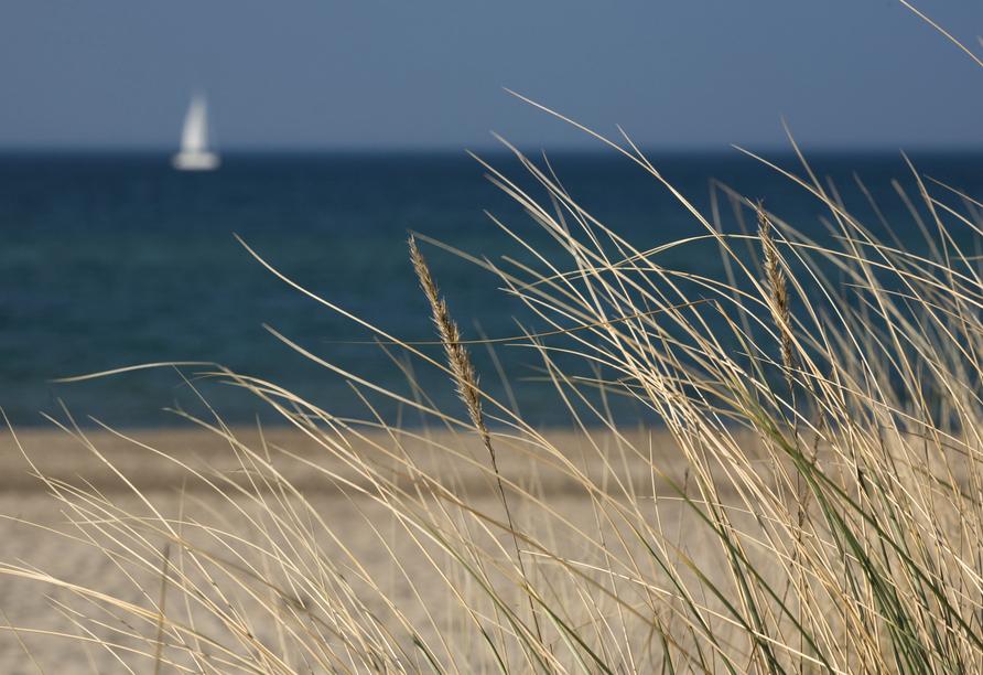 Hotel Wolin, Polnische Ostsee, Strand