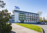 Hotel Wolin, Polnische Ostsee, Außenansicht
