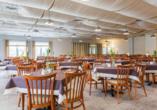 Hotel Wolin, Polnische Ostsee, Speisesaal