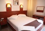 Blaue Reise Dalmatien, Beispiel Doppelzimmer Hotel Aurora