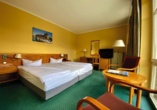 Park Hotel Fasanerie Neustrelitz, Doppelzimmerbeispiel