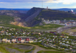 An Tag 9 Ihrer Reise besuchen Sie Kiruna.