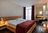Arena Hotel Schweizerhof, Schweiz, Doppelzimmer Balkon