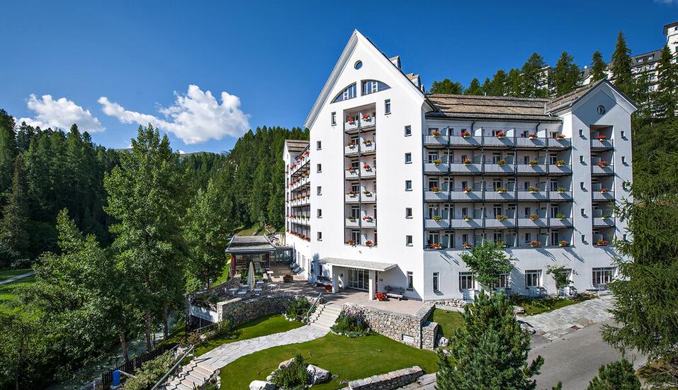 Arena Hotel Schweizerhof, Schweiz, Außenansicht