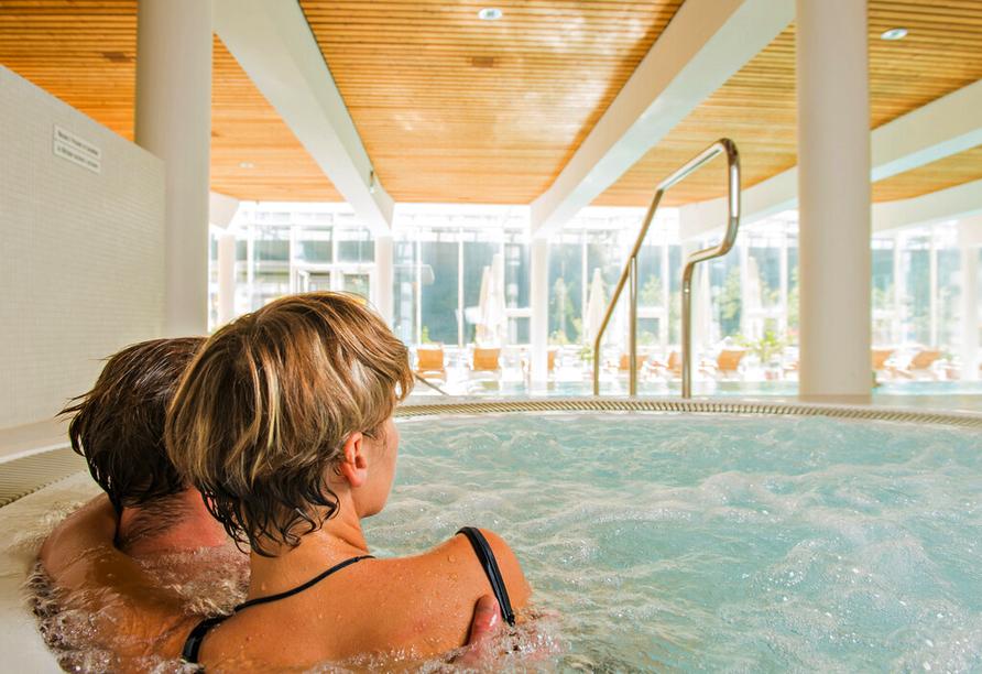 Arena Hotel Schweizerhof, Schweiz, Whirlpool