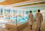 Arena Hotel Schweizerhof, Schweiz, Hallenbad