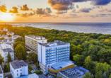 Das Hotel Lech begrüßt Sie zu einem erholsamen Urlaub in Kolberg!