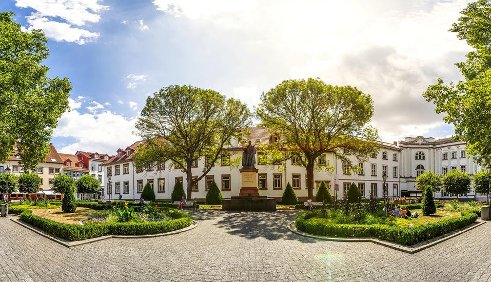 Freuen Sie sich auf eine schöne Auszeit in der Universitätsstadt Göttingen.