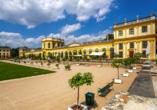 Statten Sie der hessischen Stadt Kassel einen Besuch ab – schauen Sie auch bei der Orangerie vorbei.
