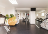 Sportlich betätigen können Sie sich im Fitnessraum des Hotels.