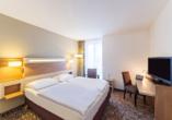 Beispiel eines Doppelzimmers im Park Inn by Radisson Hotel Göttingen