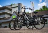 Hotel Campanile Amsterdam Zuidoost, Fahrrad